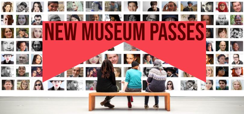 New Museum Passes
